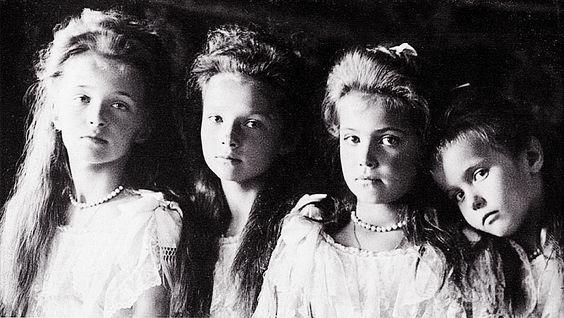 A Poem For Olga, Tatiana, Maria, Anastasia