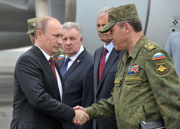 Russia Threatens Retaliation Against US In Middle East If Syria Attacked Over Chemical Weapons Use