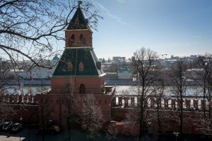 The Hi-Tech Traditionalist:  The End Of The Russian Empire?