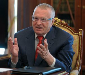 Kremlin Messenger And Firebrand Zhirinovsky Says Russian Elections No More, Replaced By 'State Council'