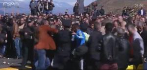 Turmoil In Albania