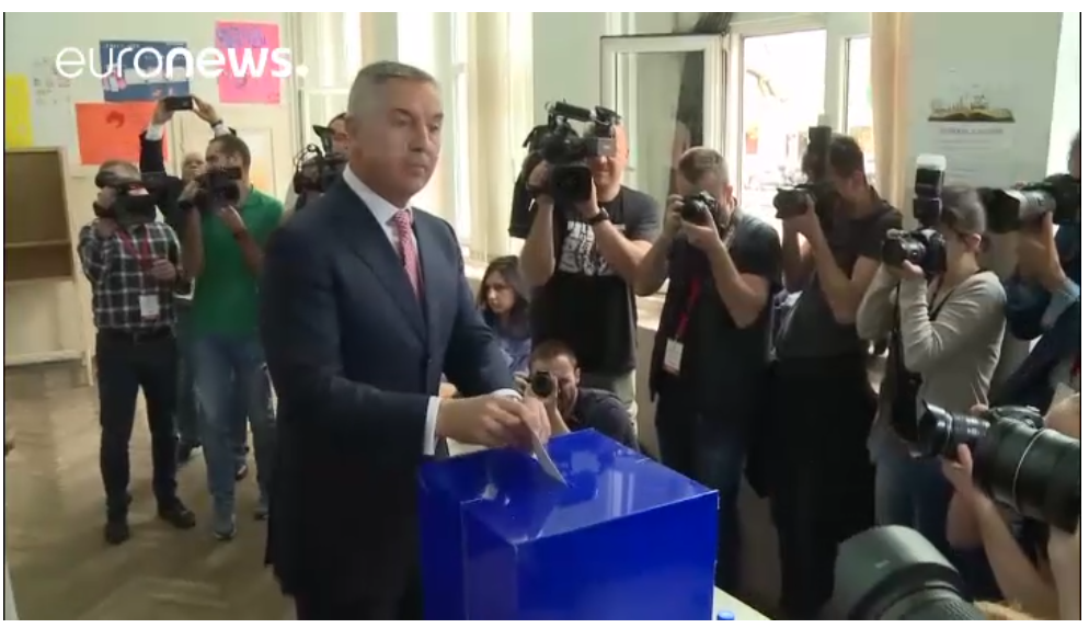 Djukanovic Wins Montenegrin Presidential Elections