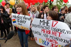 Russia Bans Popular LGBT Website for 'Propaganda of Nontraditional Sexual Relations'