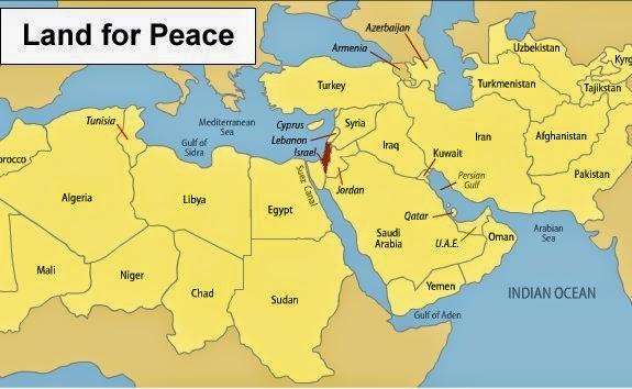 The Land For Peace Myth