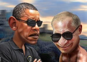 Forget Trump, What Did The Russians Have On Obama