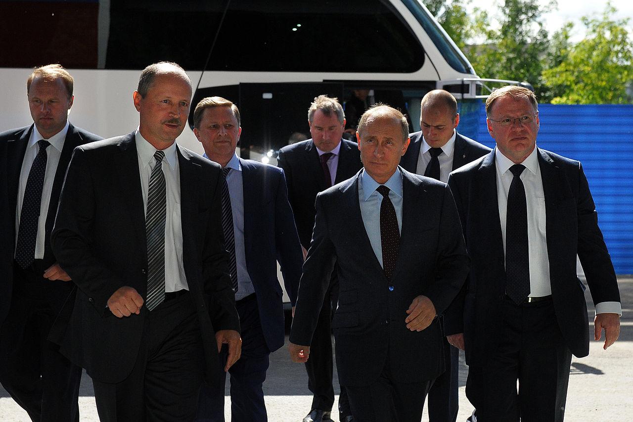 Kremlin Says No Oligarchs In Russia, Just 'Big Business Representatives'