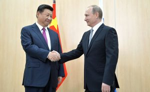 Faced With Trump Maximus, Moscow And Beijing Become BFFs