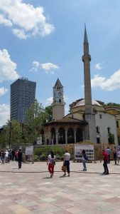 Albanians Love The USA...Come To Tirana! One Of The Safest Places For An American