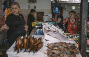 Melkimoria: Georgia's Famous Seafood Market