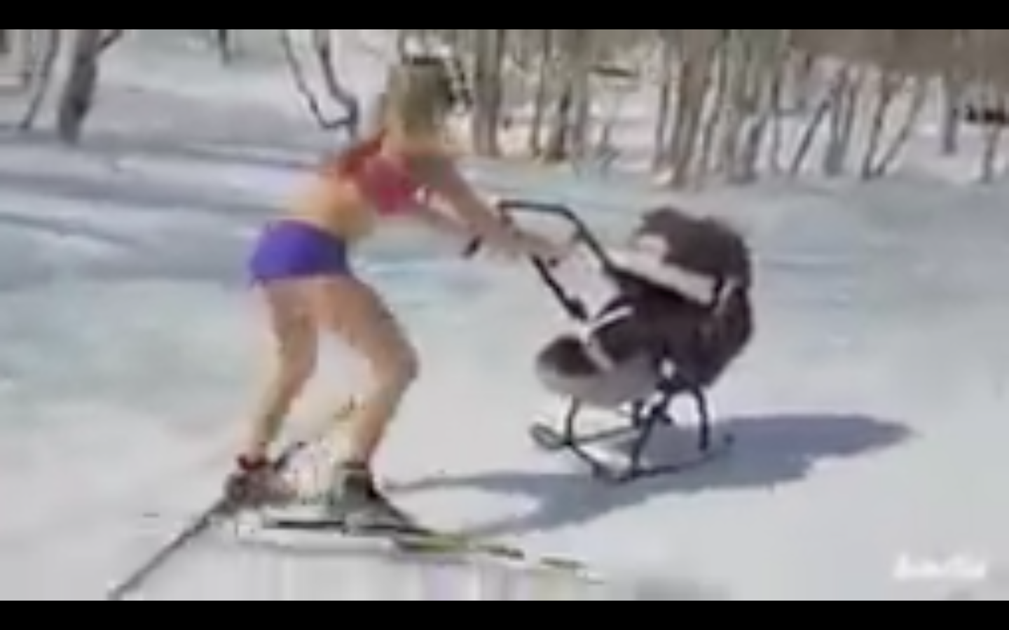 Video: How Those Siberian Girls Stay In Such Good Shape