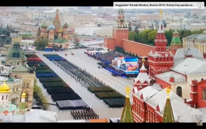 Video: Russia Pays Tribute To Nazi Victory With Massive Parade In Red Square