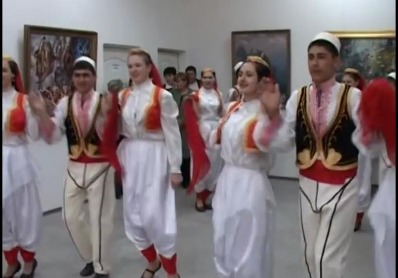 The Almost Forgotten Albanians Of Ukraine