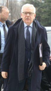 Jacek Czaputowicz agrees with US on Iran