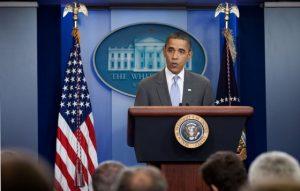 Obama media domestic threat