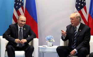 Trump Won't Be Bullied Into A Summit With Putin, The Meet Or War Narrative Won't Work