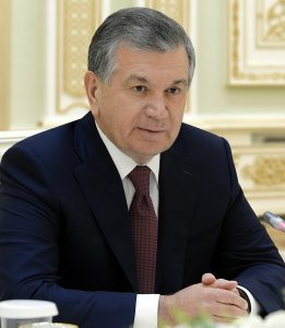 Shavkat Mirziyoev