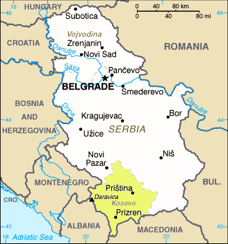 Kosovo-Serbian Dialogue Is Nowhere In Sight