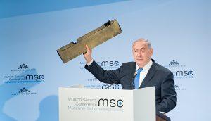 Netanyahu, Merkel Agree Iran A Concern For Israel's Security