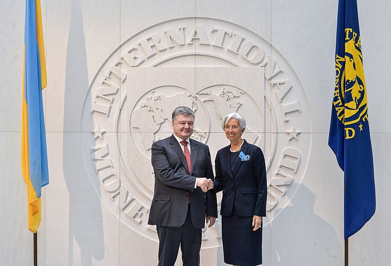 I Wonder Why Ukraine Doesn't Want To Set Up That Anti-Corruption Court The Way The IMF Wants It?