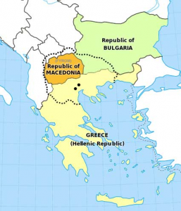 Macedonia's Name Is Still An Open Question