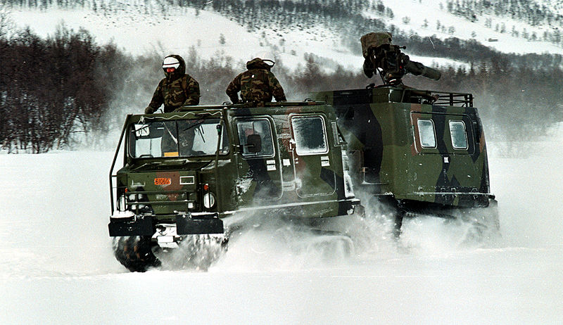 Russia Threatens Norway With 'Consequences' With Increased U.S. Marine Presence