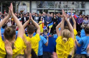 Ukrainian Lawmakers Dismiss Finance Minister, Pass Anticorruption Court