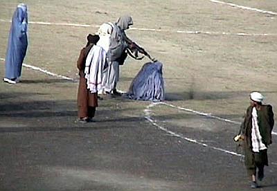Afghanistan Disputes U.S. On 'Desperate' Taliban
