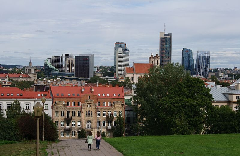 Everyone Wants To Be A 'Financial Jurisdiction', Lithuania Wants Chinese Money