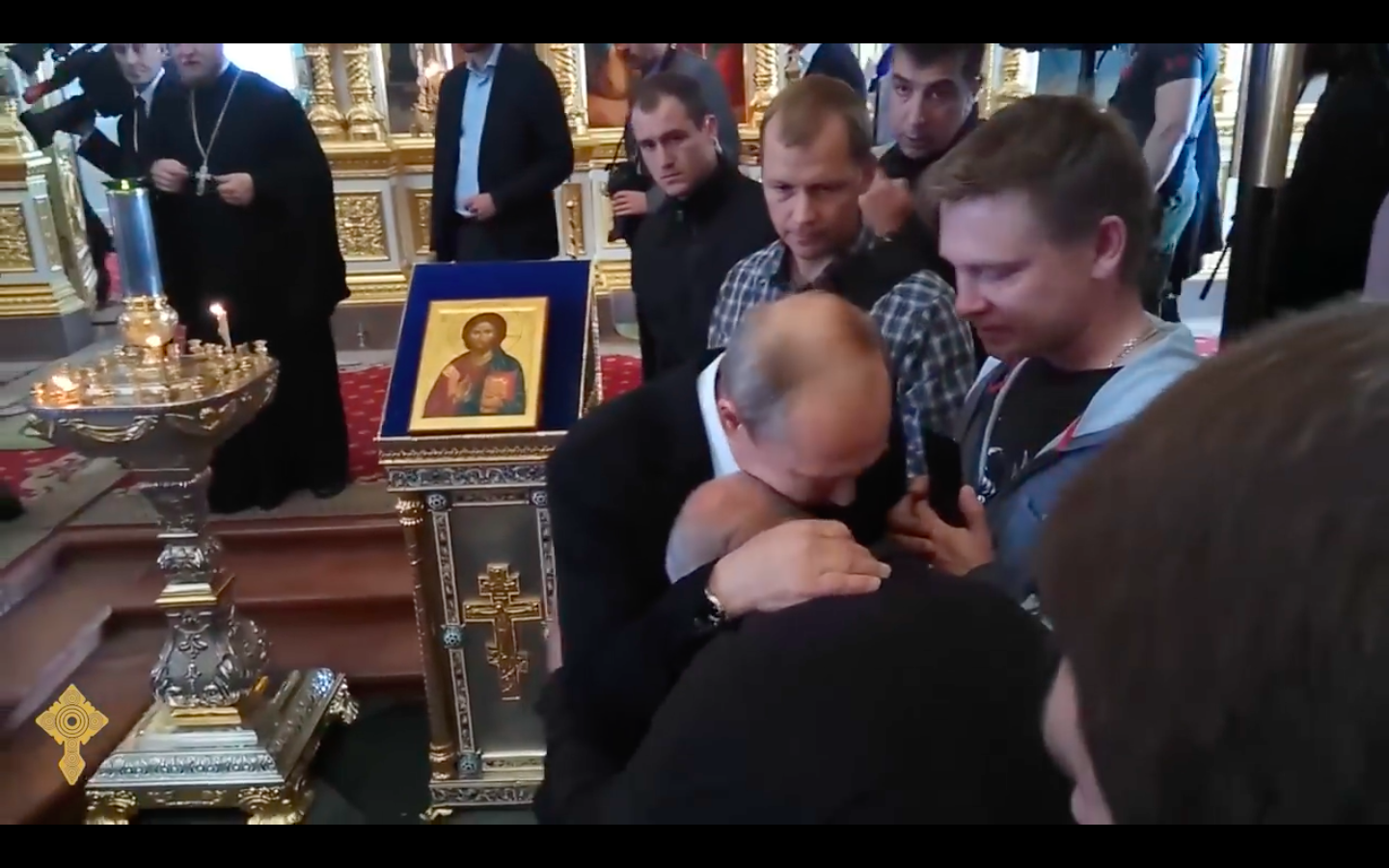 Does Putin Believe Himself To Be The Savior Of Russia, Blessed By God?