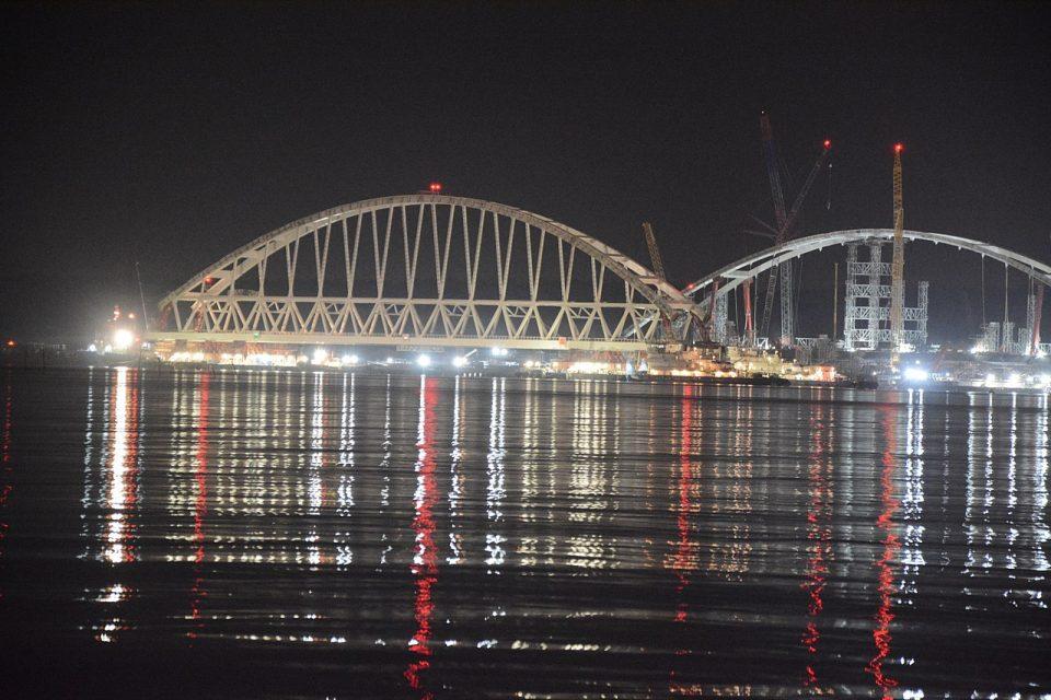Ukraine Accuses Russia Of Using New Crimea Bridge To Conduct Economic Warfare