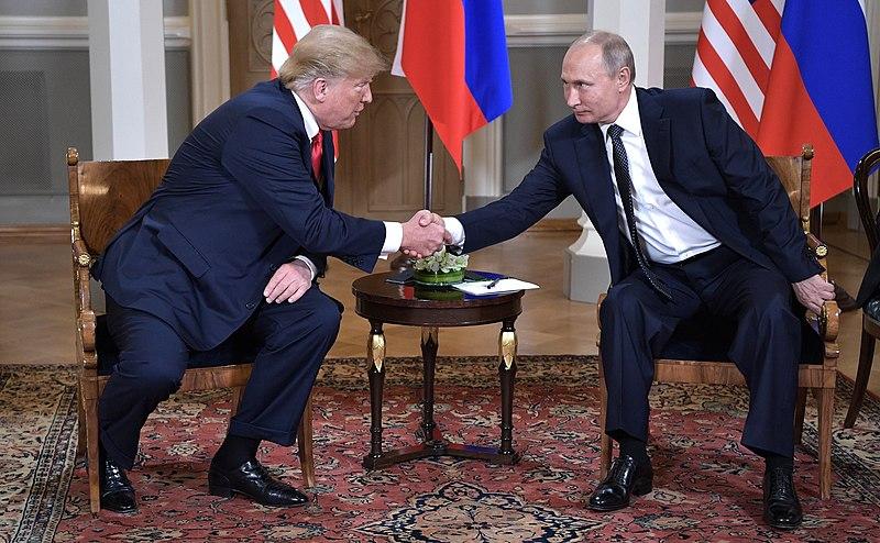 Putin Proposed Internationally Supervised Referendum In East Ukraine To Trump At Summit