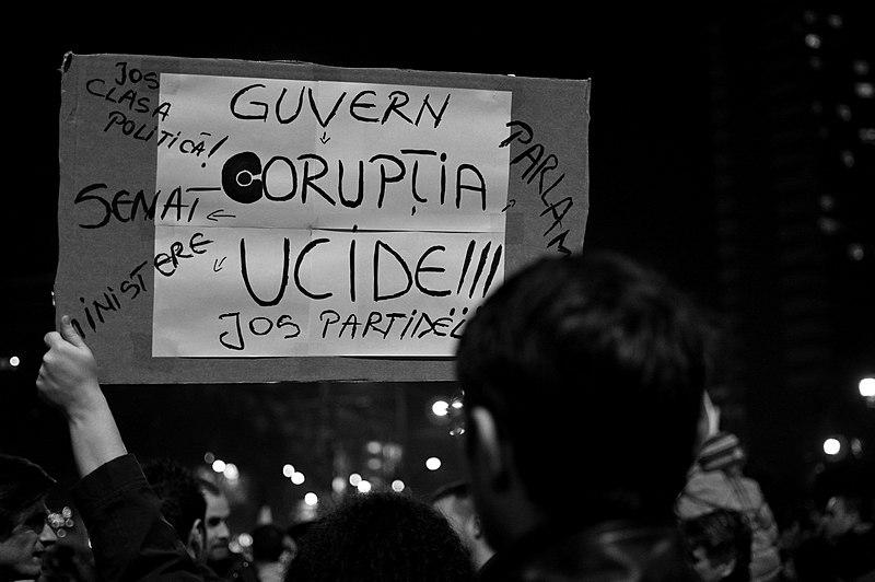 Corruption Of The Romanian Anti-Corruption Police