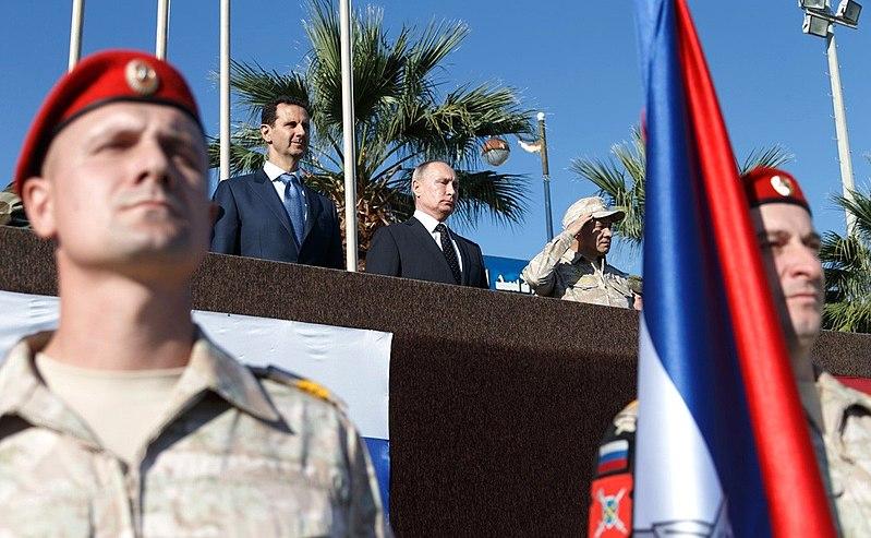 Trump Meets A Weakened Vladimir Putin In Helsinki On July 16th As Kremlin's Syria Moves Backfire