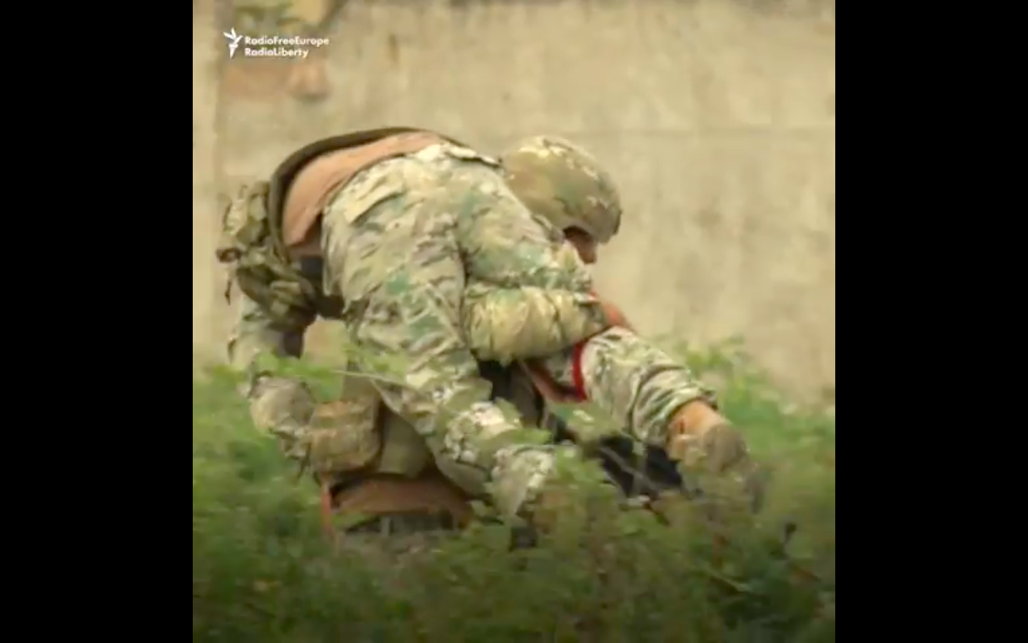 Close Combat: NATO Troops Train With Georgians