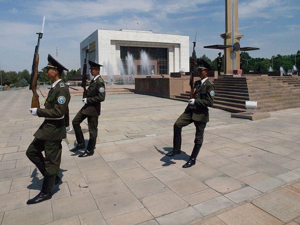 Letter from Bishkek