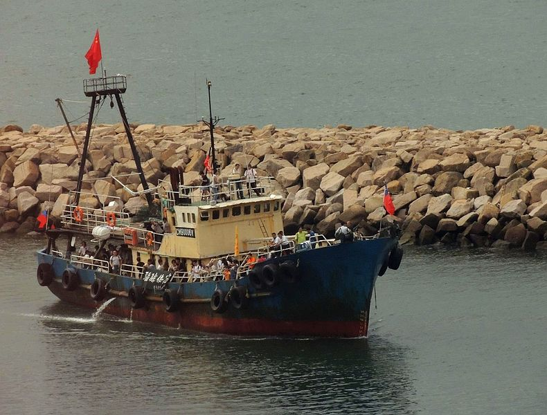 Desperate Iranian Regime Selling Out Fishing Rights To China
