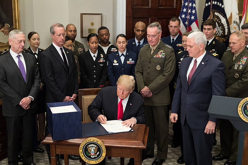 Trump Signed National Defense Authorization Act With A Lot Of Iran In It, Here's Every Important Thing You Need To Know