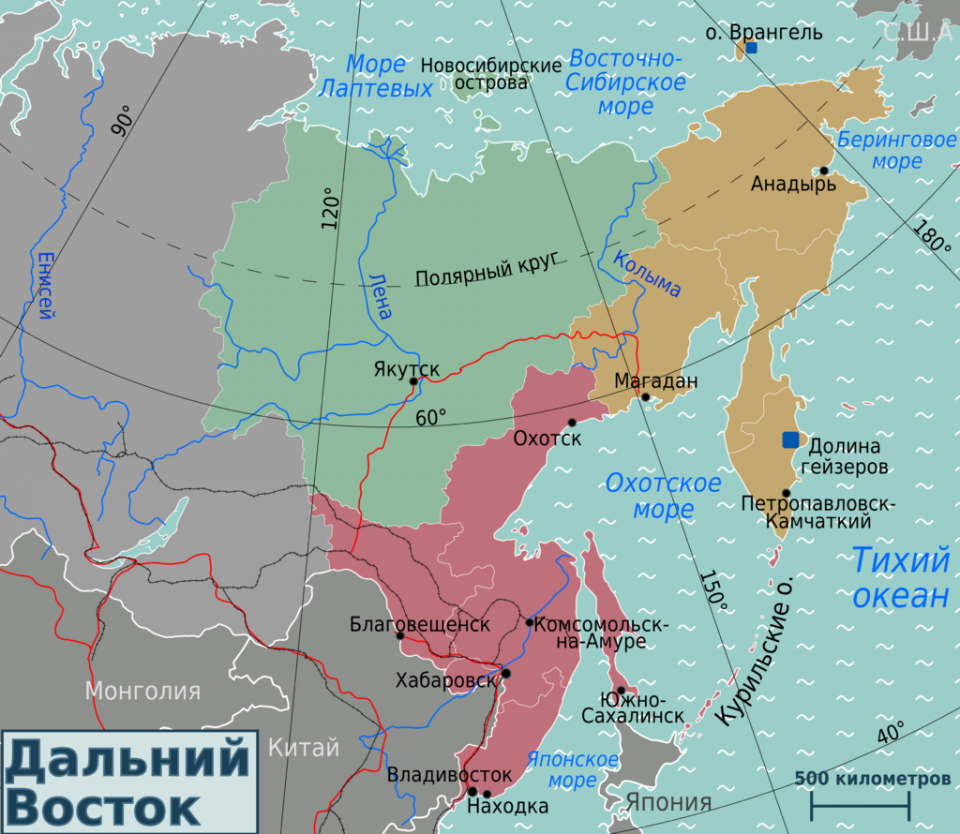 Russia Offer To Lease 2.5 Million Acres To China In Siberia...Question Is, Will They Get It Back?