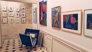 Finding A Russian Gallery In Louver District, A Retrospective Of The Migration Waves Of Russian Artists In Paris