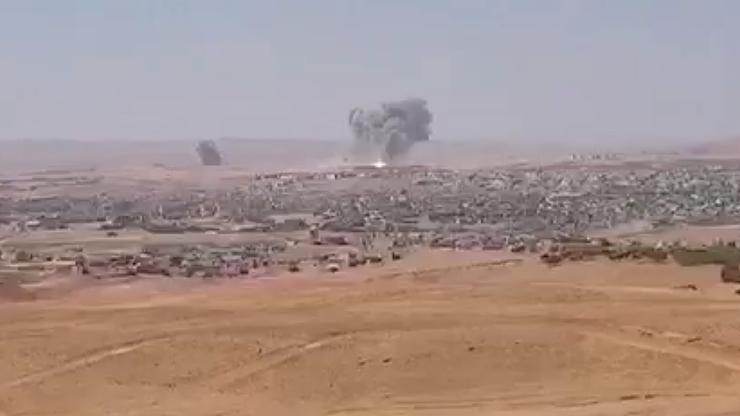 Report: Iranian Regime Strikes At Kurdish Groups In Koya, Iraq