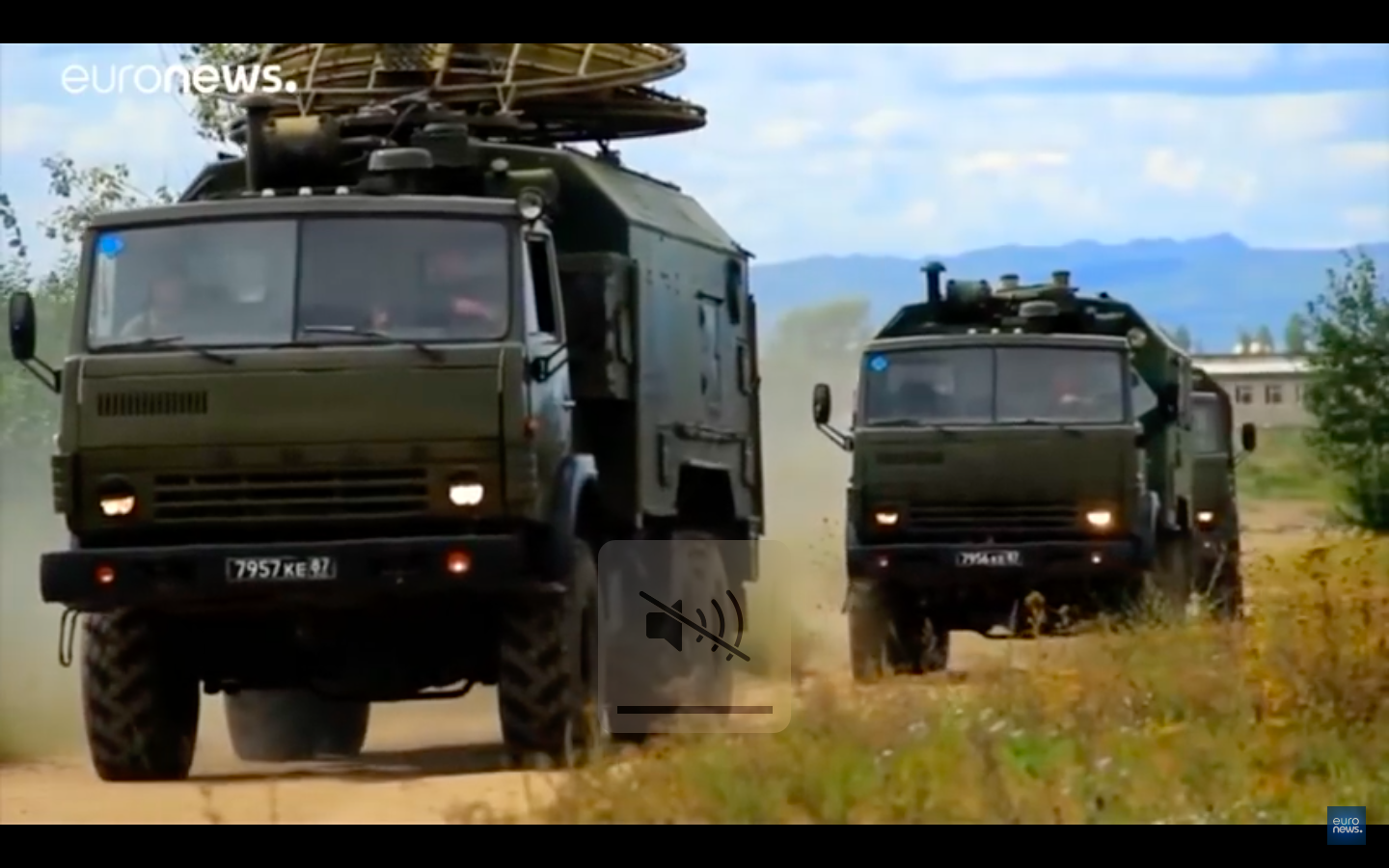 Video: Russia Holds Massive Military Drill To 'Project Power In Asia-Pacific Region'