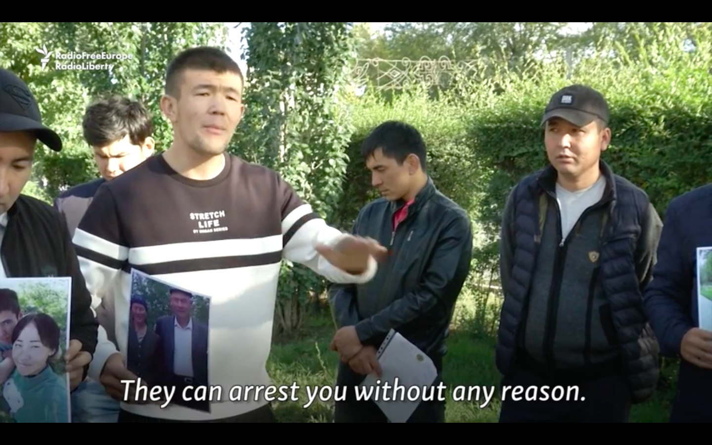 Kazakhs Say Relatives Being Held In China At 'Reeducation Camps'