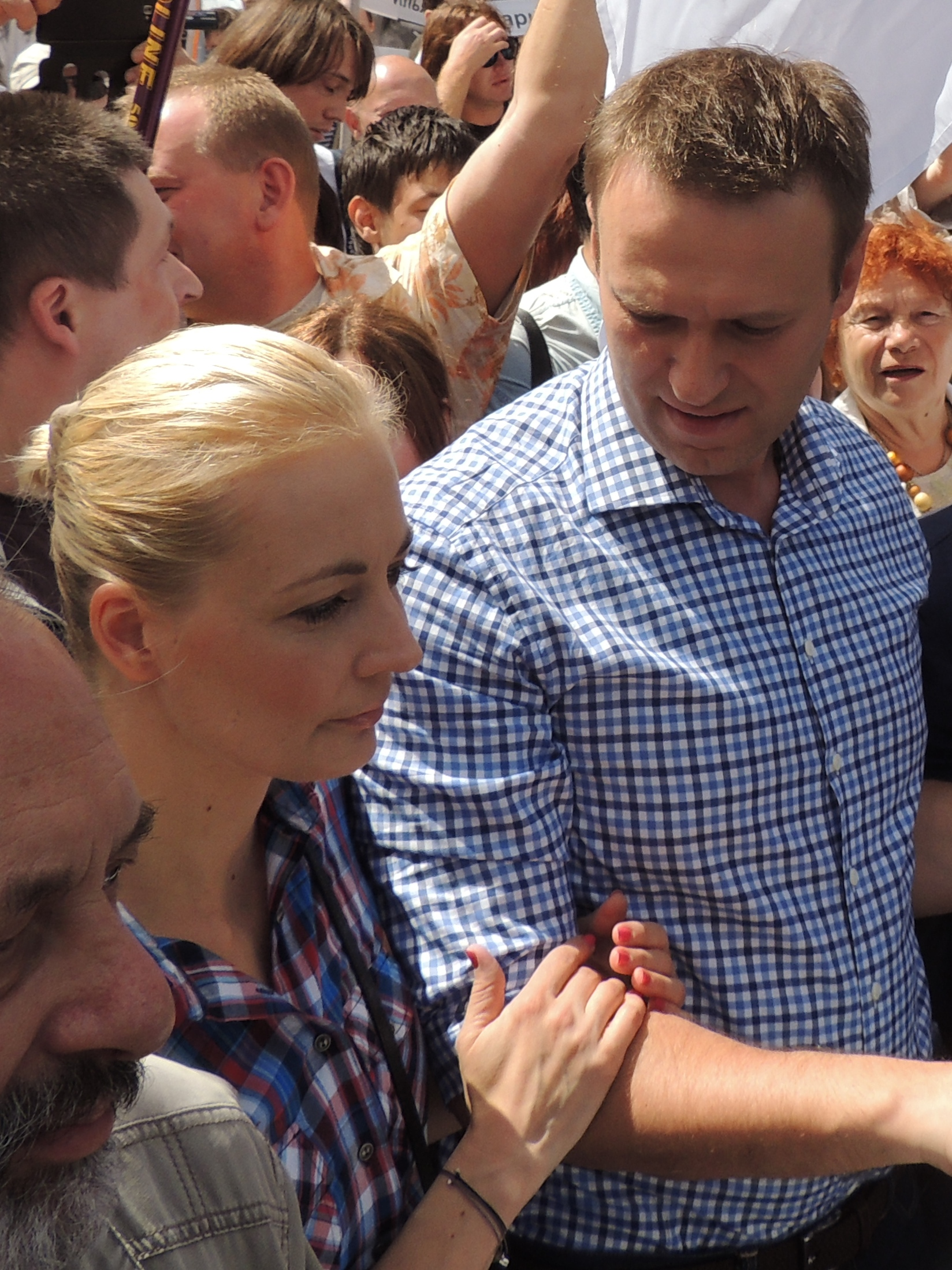 Kremlin Foe Alexei Navalny Jailed For 20 More Days After Finishing 30 Day Term