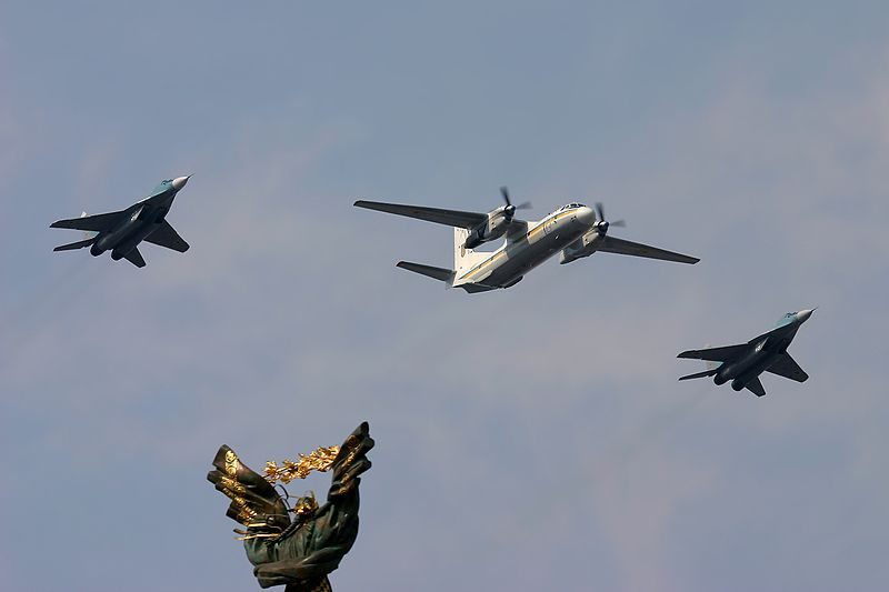 US To Join Ukraine With Other NATO Nations In Military Aviation Exercise