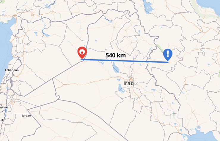 Report: Iran's IRGC Fires Six Missiles At Ahvaz Perpetrators In Syria