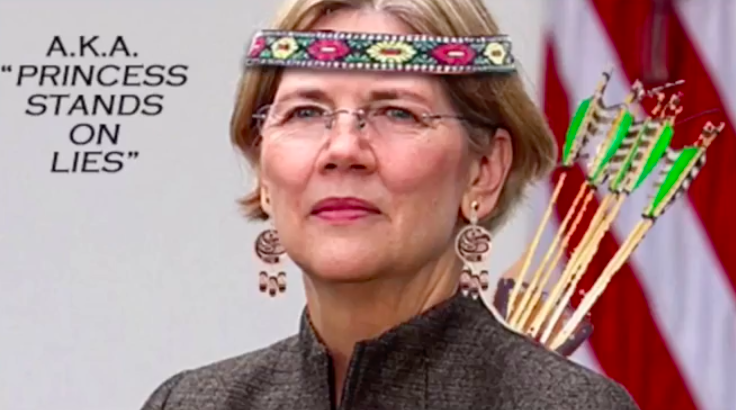 The Hi-Tech Traditionalist: Elizabeth Warren Is A Cheater That Shames The Founders That Came Before Her In Massachusetts