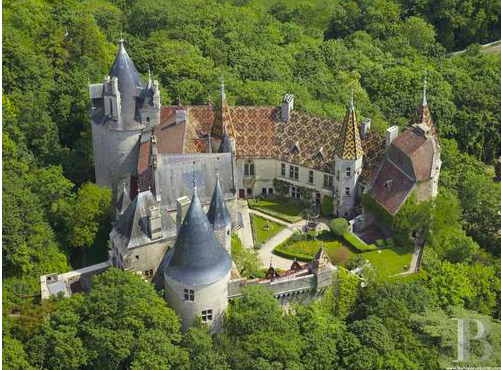 """Dead"" Ukrainian Fugitive Found Living Like A King In Actual French Castle"