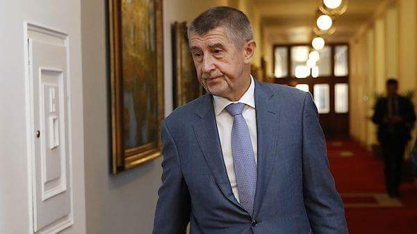 Czech PM Andrej Babis Suffers Election Setback In Upper House Of Parliament
