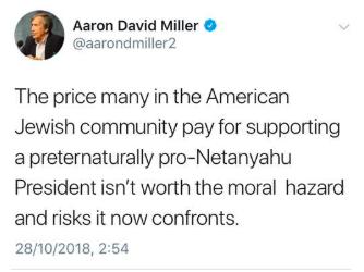 Bad Responses To Pittsburg Massacre: The Toxic Rhetoric Blaming Israel, US-Israel Relations