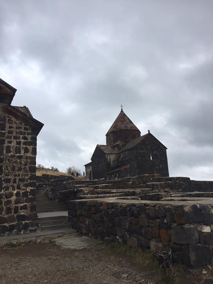 Sevanavank Monastery In Armenia...A Must See In The Caucasus